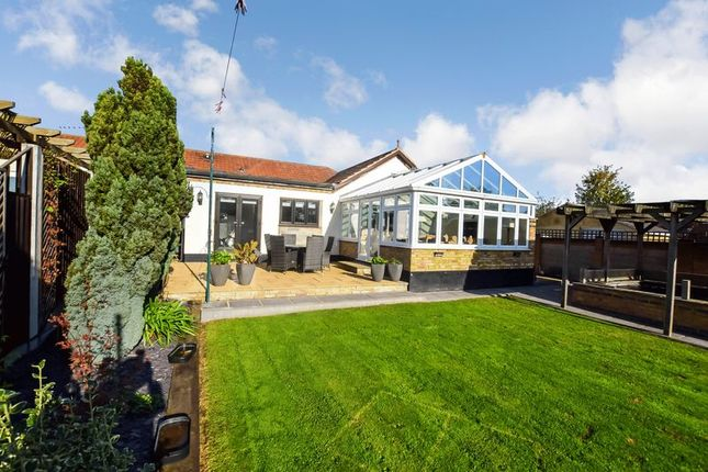 Thumbnail Bungalow for sale in Central Avenue, Corringham, Stanford-Le-Hope