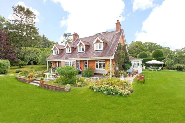 Thumbnail Detached house for sale in Shobley, Ringwood, Hampshire