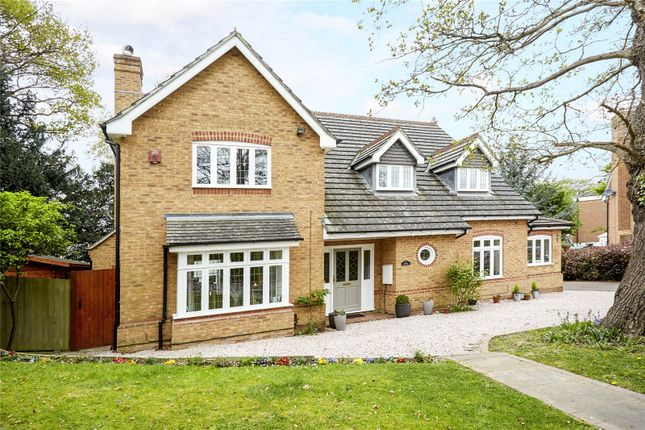 Thumbnail Detached house for sale in Tower Gardens, Claygate, Surrey