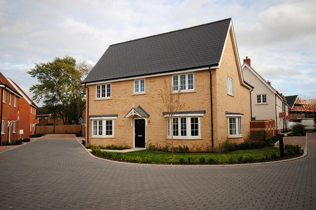 Thumbnail Detached house for sale in The Rainham, Berryfields, Chapel Road, Tiptree