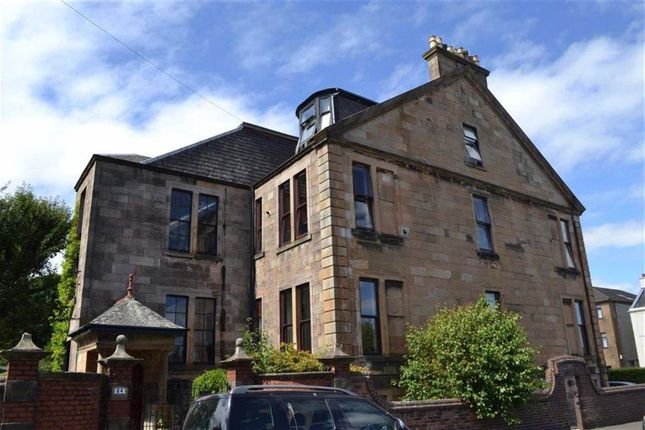 Thumbnail Flat for sale in Margaret Street, Greenock