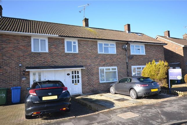 3 bed terraced house for sale in Redvers Road, Bracknell, Berkshire