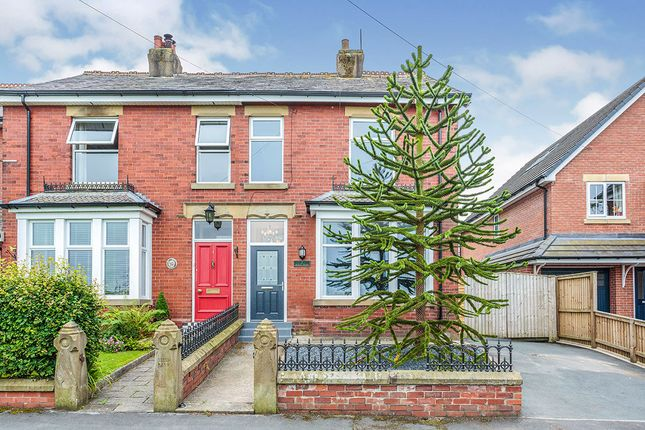 Thumbnail Semi-detached house for sale in Beech Road, Elswick, Preston, Lancashire