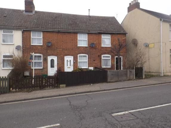 Thumbnail Property for sale in Harwich Road, Colchester