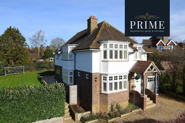 5 bed detached house for sale in Cobham Way, East Horsley KT24