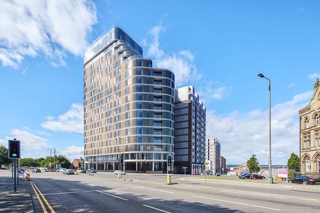 1 bedroom flat for sale in Parliament Square Tower, Greenland Street, Liverpool