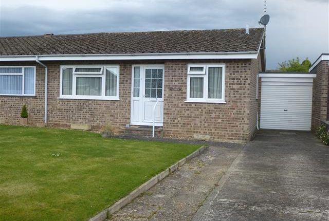 Thumbnail Bungalow to rent in St. Marys Road, Sherborne
