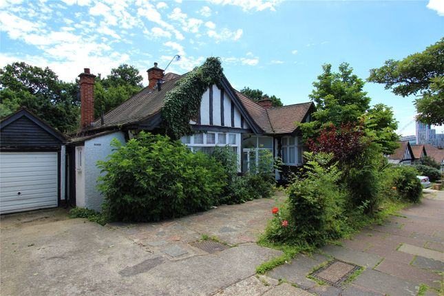 Thumbnail Detached bungalow for sale in Barn Hill, Wembley