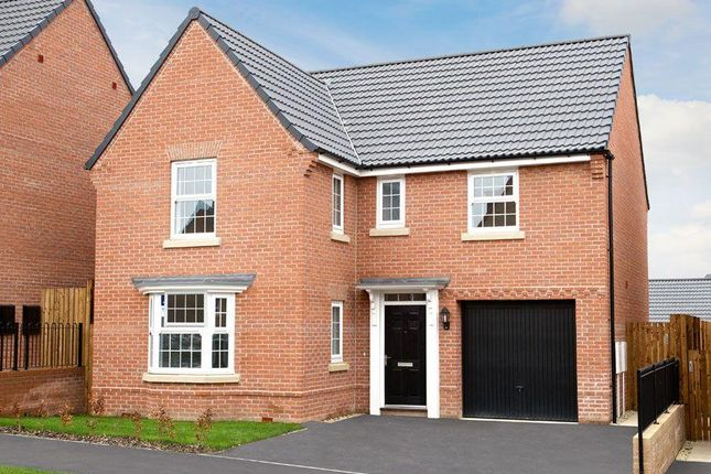 "Thumbnail Detached house for sale in ""Drummond"" at Heathfield Lane, Birkenshaw, Bradford"