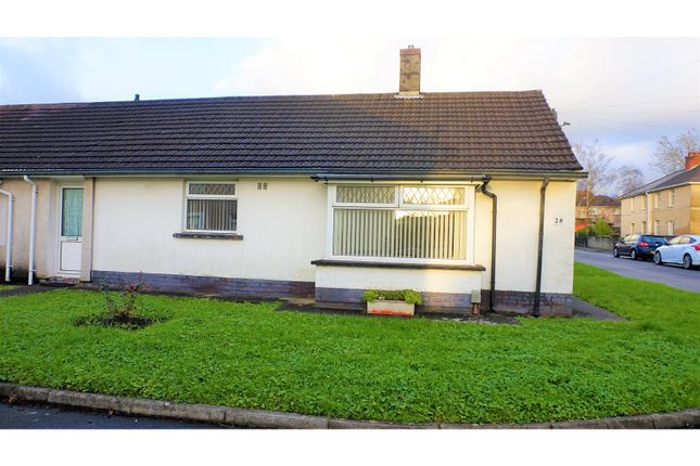 Thumbnail Bungalow for sale in Wellfield Square, Neath