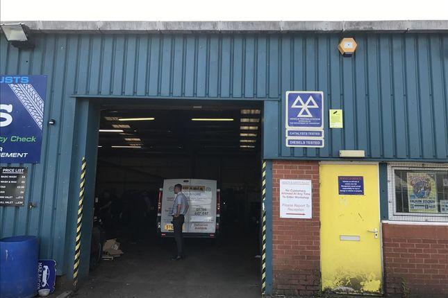 Parking/garage for sale in Stirling Road, Fallin, Stirling