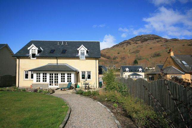 Thumbnail Detached house for sale in 5 Dundurn Walk, St Fillans