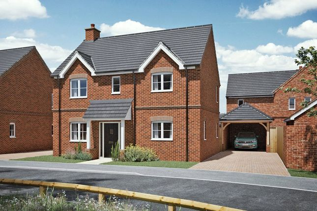 3 bed detached house for sale in St. Mary's Gate, Greenham, Newbury, Berkshire RG19