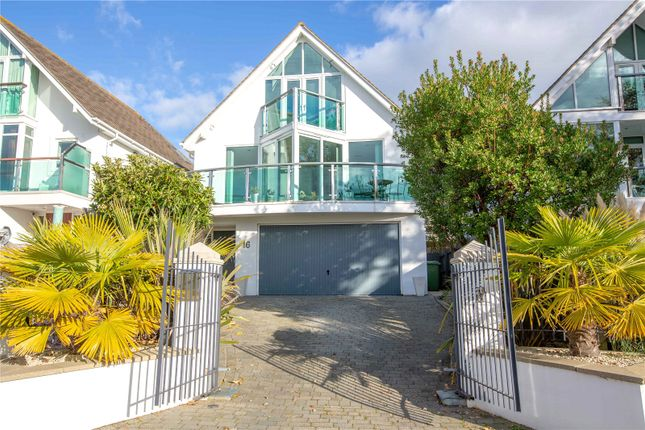 Thumbnail Detached house for sale in Lagoon Road, Lilliput, Poole
