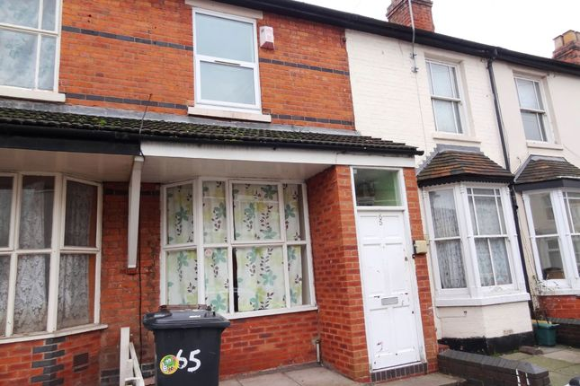 Terraced house for sale in Bright Street, Whitmore Reans, Wolverhampton