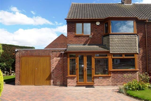 Thumbnail Semi-detached house to rent in Beacon Road, Great Barr, Birmingham