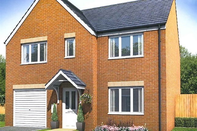 "Thumbnail Detached house for sale in ""The Winster"" at Highclere Drive, Sunderland"