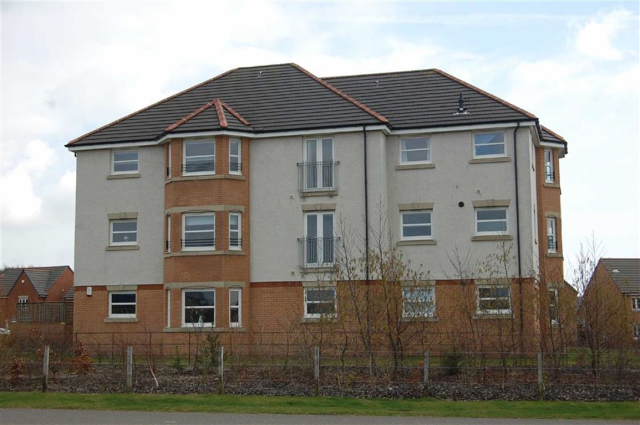 Thumbnail Flat to rent in Let Agreed Flat G, 1, Fieldfare View, Dunfermline, Fife KY11,