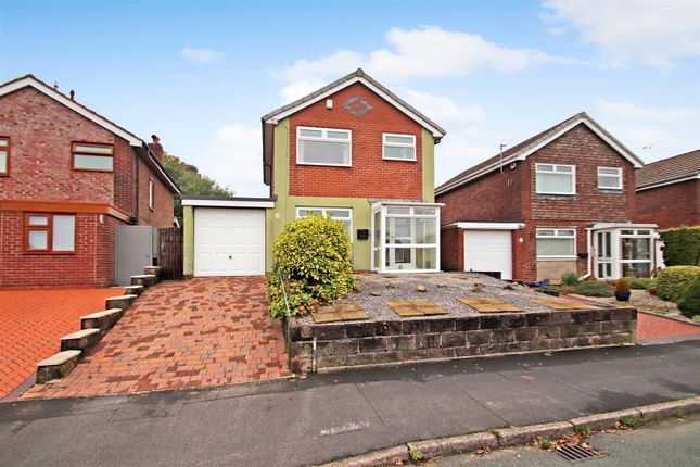 3 bed detached house to rent in Cotehill Road, Werrington, Stoke-On-Trent ST9