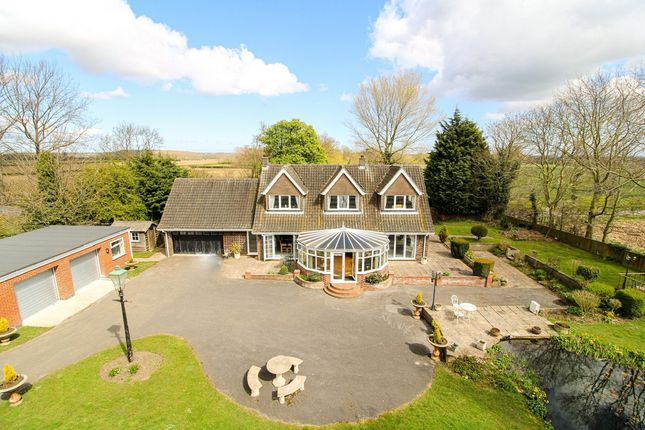 Thumbnail Detached house for sale in Hawerby-Cum-Beesby, North East Lincolnshire