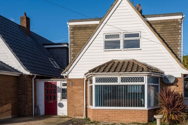 Thumbnail Detached house for sale in Meadow Close, Norwich, Norfolk