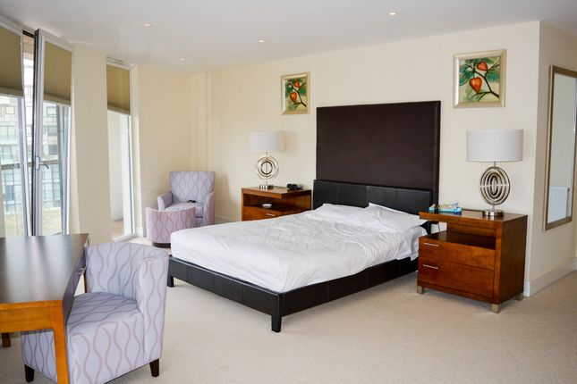 Thumbnail Flat for sale in Trinity Tower, Lanterns Court, Quadrant Walk
