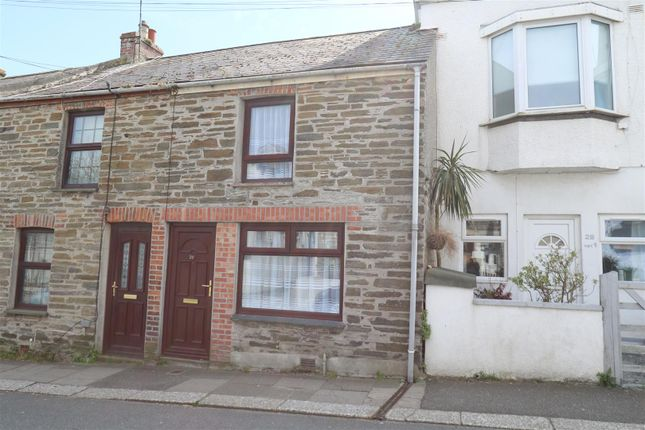 Thumbnail Terraced house for sale in Crantock Street, Newquay