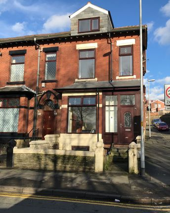Thumbnail End terrace house to rent in Frederick Street, Oldham