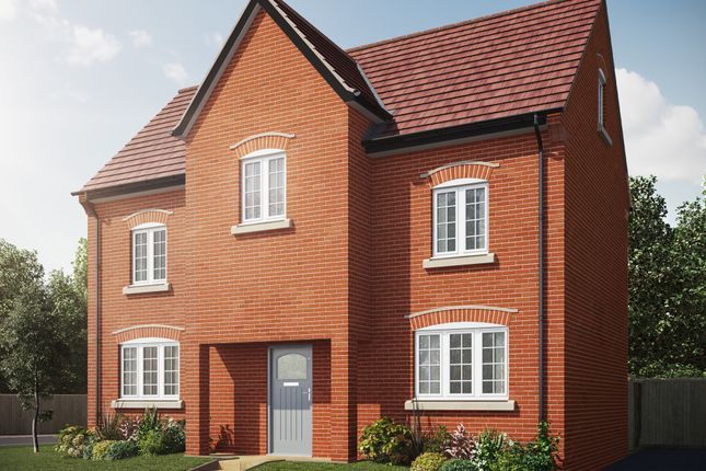 """Thumbnail Detached house for sale in """"The Wallington"""" at Isemill Road, Burton Latimer, Kettering"""