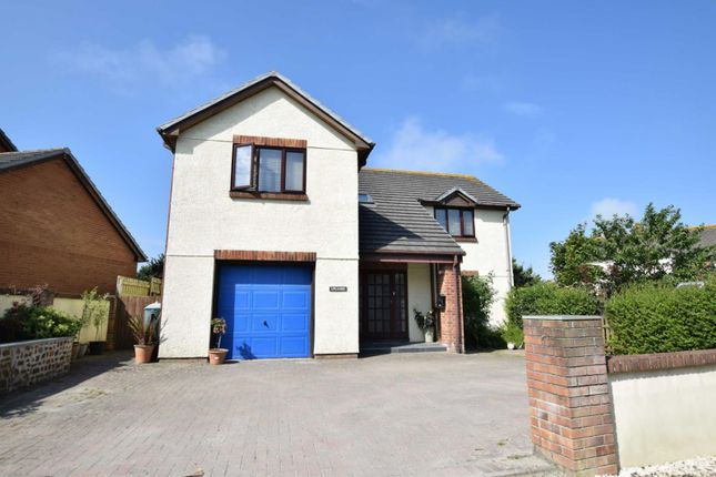 Thumbnail Property for sale in Maythorn, Stratton Road, Bude