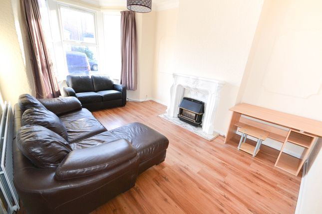 Terraced house to rent in Cheltenham Terrace, Heaton, Newcastle Upon Tyne