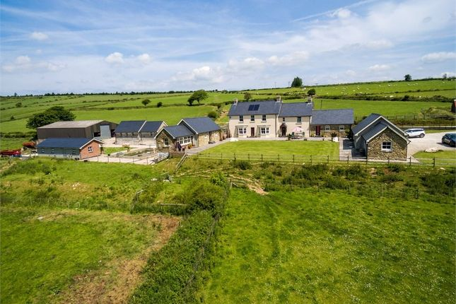 Thumbnail Farm for sale in Carregwen, Tufton, Clarbeston Road, Haverfordwest