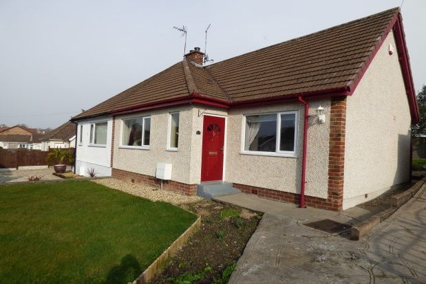 Thumbnail Bungalow to rent in Pant Teg, Deganwy, Conwy