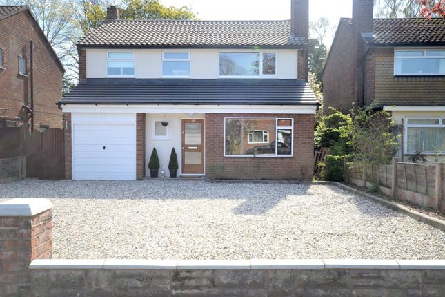 3 bed detached house to rent in Grange Park Avenue, Wilmslow SK9