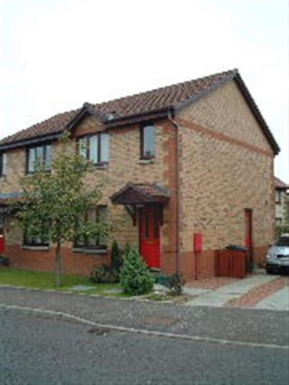 Thumbnail Semi-detached house to rent in Foxknowe Place, Livingston