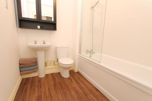 Bathroom of London Road, Wallington SM6