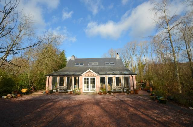 Thumbnail Detached house for sale in Thana, Geddes, Nairn