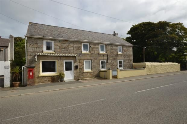 Thumbnail Detached house for sale in Chapel Road, Leedstown, Hayle, Cornwall