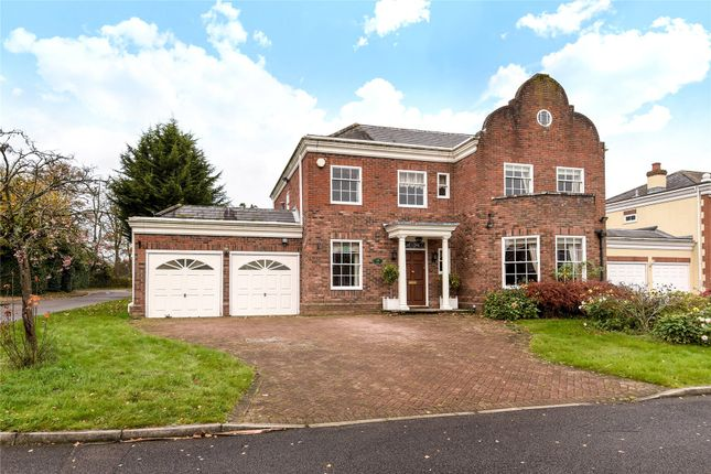 Thumbnail Detached house for sale in Devonshire Park, Reading, Berkshire