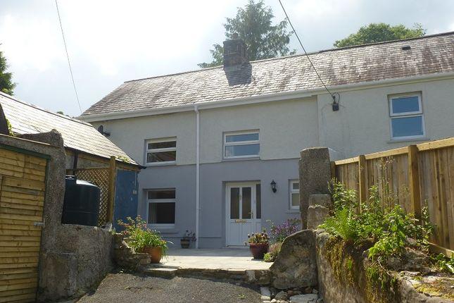 Thumbnail Semi-detached house for sale in Pentregwenlais, Llandybie, Ammanford, Carmarthenshire.