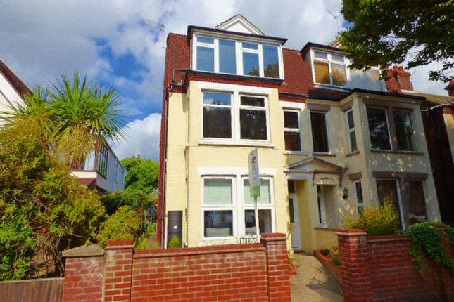 Thumbnail Semi-detached house for sale in Avondale Road, Gorleston, Great Yarmouth