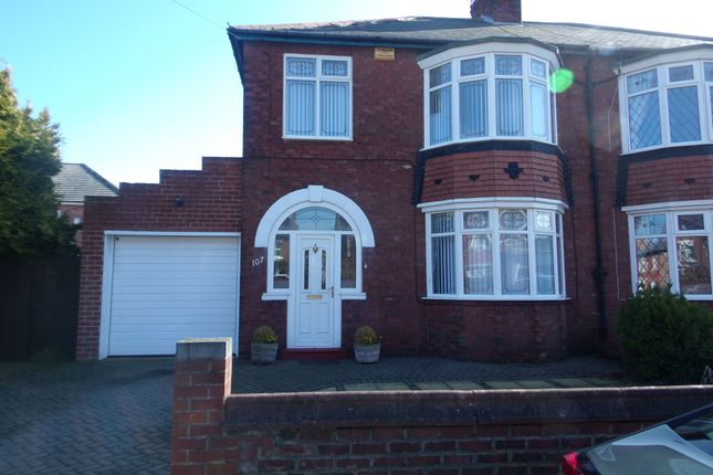 Thumbnail Semi-detached house for sale in Middleton Street, Blyth