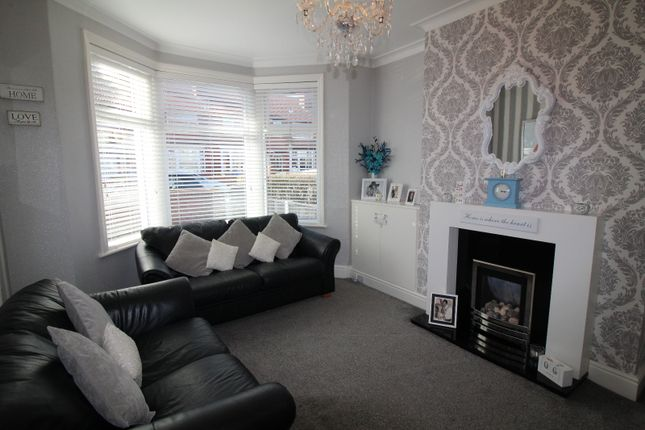 Thumbnail Terraced house for sale in Darbishire Road, Fleetwood
