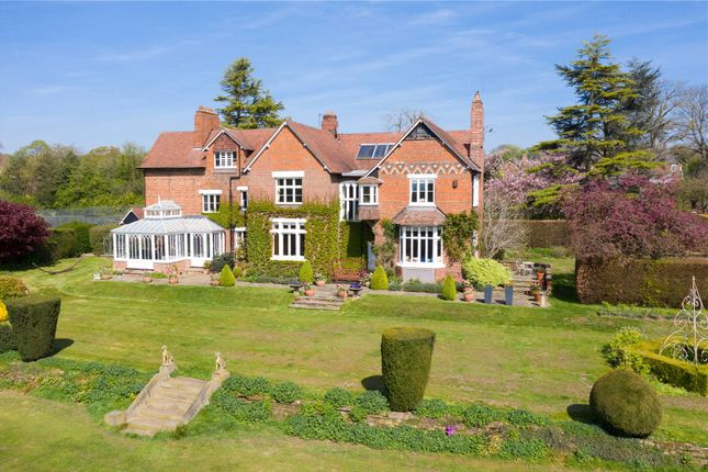 The Old Rectory of High Street, Tarporley, Cheshire CW6