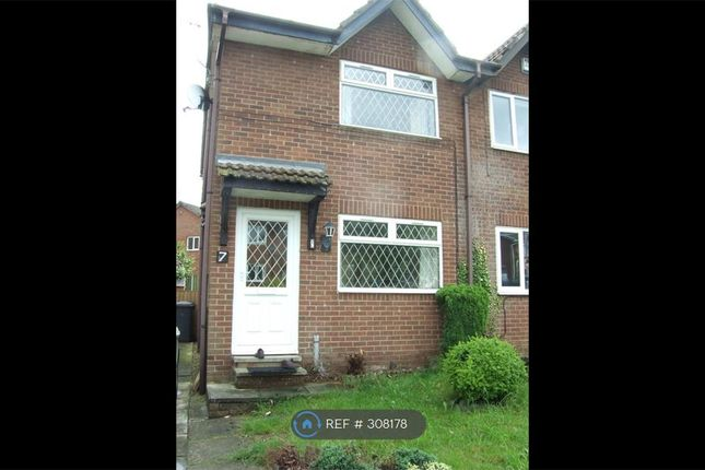 Thumbnail Semi-detached house to rent in Wooldale Close, Sheffiled