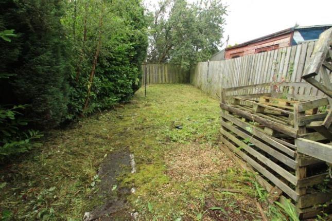 Garden of Moffathill, Airdrie, North Lanarkshire ML6
