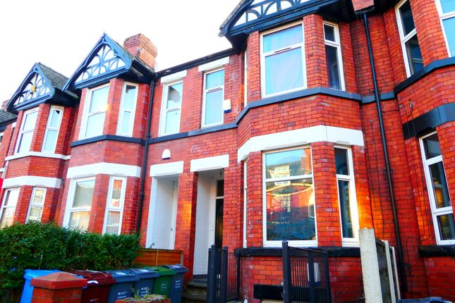 Thumbnail Semi-detached house to rent in Lausanne Road, Withington, Manchester
