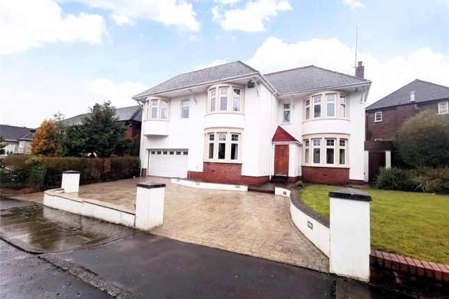 Thumbnail Detached house for sale in Dan-Y-Coed Road, Cyncoed, Cardiff