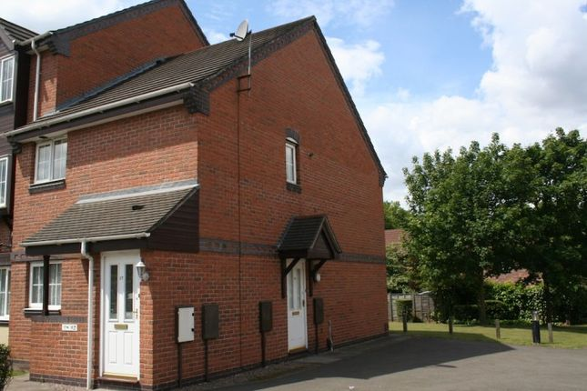 Thumbnail Flat to rent in Garrison Court, Barwell Road, Bordesley Village, Birmingham