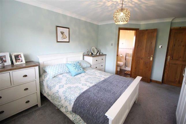 Bedroom Two of Sheldon Gardens, Crich, Matlock DE4
